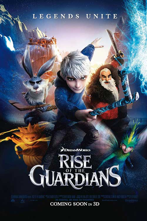 Rise of the Guardians