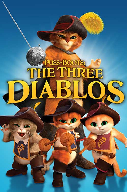 The Three Diablos