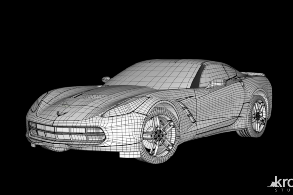 Front_Wireframe_Chevrolet_Corvette_marked