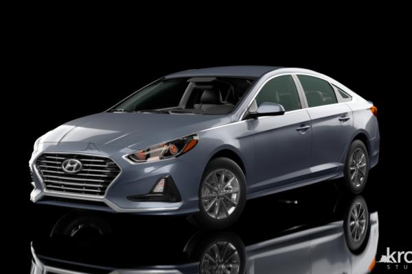 front_HyundaiSonata_marked